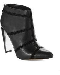 French Connection Maddy Booties - Lyst