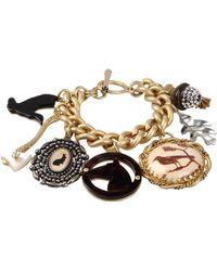 Juicy Couture Bracelet - Lyst