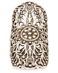 Natalie B. Jewelry - Get Laced Ring - Lyst
