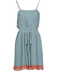 Paul & Joe Sister Short Dress - Lyst