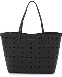 Marc By Marc Jacobs Metropolitote Tote 48 With Grommets - Black - Lyst