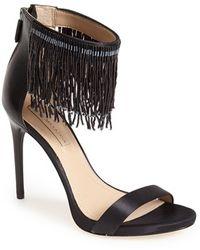 BCBGMAXAZRIA 'Devine' Ankle Strap Sandal - Lyst