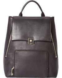 Modalu - Agatha Small Leather Rucksack Bag - Lyst