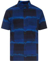 Marc By Marc Jacobs Multi-Stripe Cotton Shirt - Lyst