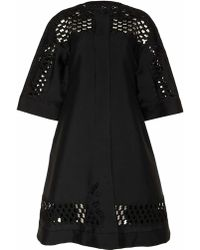Temperley London Mansoa Evening Coat - Lyst