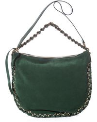 Marc Jacobs Nomad Suede Shoulder Bag - Lyst