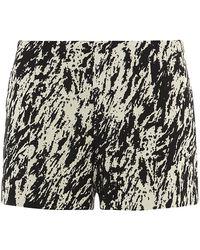 Rag & Bone Em Shorts - Lyst