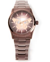 Zadig & Voltaire Butterfly Watch - Lyst