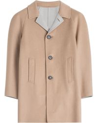 Burberry London Cashmere Coat - Lyst