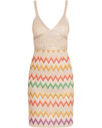 Missoni Lurex Dress - Lyst