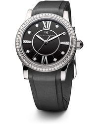 David Yurman - Classic 34mm Stainless Steel Quartz Watch With Diamonds - Lyst