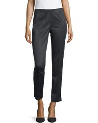 Peace Of Cloth - Invisible Fly Cropped Pants - Lyst