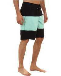 Reef B Port Boardshort - Lyst