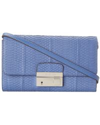 Michael Kors Collection Gia Clutch - Lyst