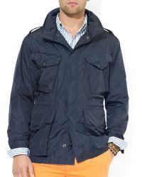 Ralph Lauren Polo Combat Jacket - Lyst