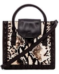 Loeffler Randall Junior Work Tote - Lyst