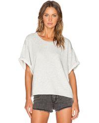 Cheap Monday Want Sweatshirt - Lyst