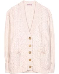 See By Chloé Wool And Cotton-Blend Cardigan - Lyst