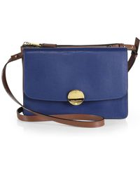 Marc Jacobs Party Girl Two-tone Crossbody Bag - Lyst