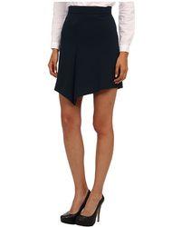 Vivienne Westwood Anglomania Blue Lota Skirt - Lyst