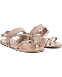 Ancient Greek Sandals Alethea Snake Sandals - Lyst