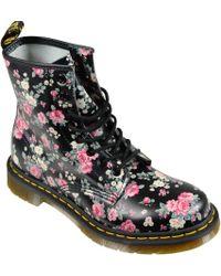 Dr. Martens boots mid-calf boots - Lyst