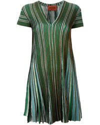 Missoni Ribbed Knit Dress - Lyst