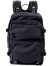 prada laptop backpack