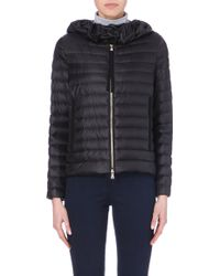 Moncler Quilted Shell Jacket - For Women - Lyst