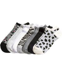 H&M   7-Pack Ankle Socks   Lyst