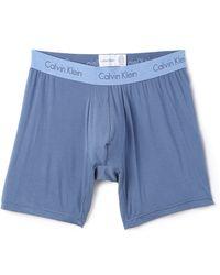 Calvin Klein Body Modal Boxer Briefs - Lyst