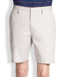 Marc By Marc Jacobs Harvey Twill Shorts - Lyst