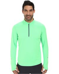 Nike Element Half-Zip - Lyst