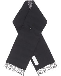 Nanamica - Wool Twill Padded Down Scarf - Lyst