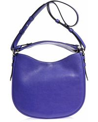 Givenchy Obsedia Crossbody Hobo Bag in Blue | Lyst