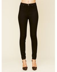Free People Dynamite High Rise Skinny - Lyst