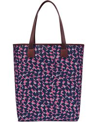 Fossil Lakewood Vertical Tote - Lyst