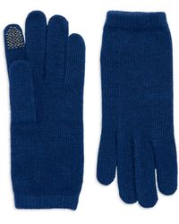 Portolano Touch Technology Gloves - Lyst