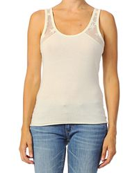 Hilfiger Denim Sleeveless Top 003 - Lyst