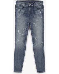 Ksubi Skinny Pin Jean blue - Lyst