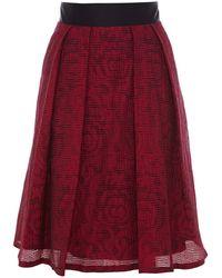 Coast Cozetta Skirt - Lyst