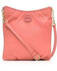 Tory Burch Pink Kolbe Swingpack - Lyst