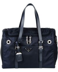 Prada Travel & Duffel Bag - Lyst