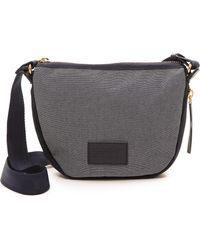 Marc By Marc Jacobs Domo Arigato Chambray Cross Body Bag  - Lyst