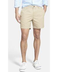 Bonobos Cotton Chino Shorts - Lyst