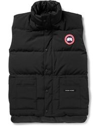 Canada Goose Freestyle Downfilled Quilted Gilet - Lyst