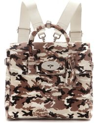 Mulberry Cara Delevingne Calfhair Bag - Lyst