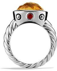 David Yurman Renaissance Ring - Lyst
