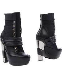 Rodarte Ankle Boots - Lyst