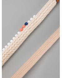 Vice & Vanity - 'riku' Necklace - Lyst
